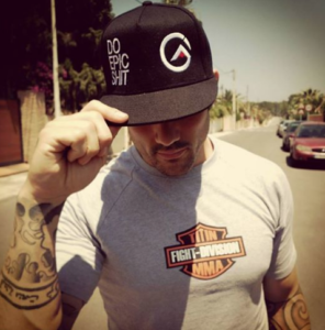 PRODUCTS: Gorra DO EPIC SHIT by GENTILE