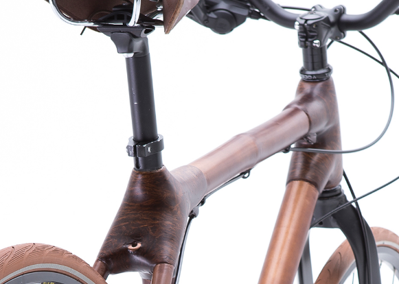 PRODUCTS: ASANTE BAMBOO BIKES